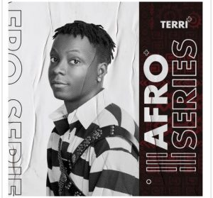 Photo of Terri Album titled afro series
