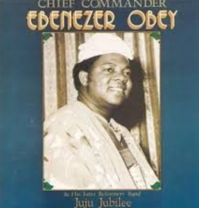 Photo of Ebenezer Obey Palongo